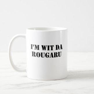 Tasse drôle de monstre de marais du DA Rougarou