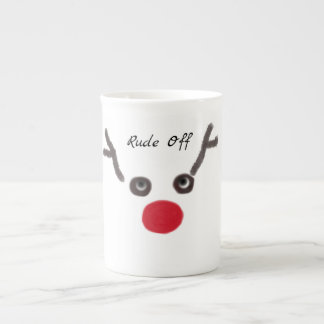 Tasse drôle de Noël