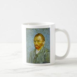 """Tasse du """"autoportrait"""" de Van Gogh"""