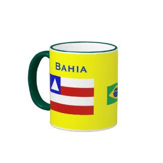 Tasse du Bahia Brésil/Caneca DA Bahia