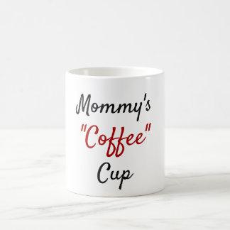 """Tasse du """"café"""" de la maman"""