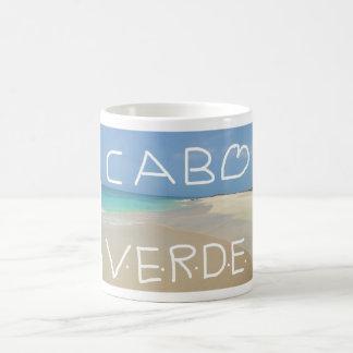 tasse du Cap Vert