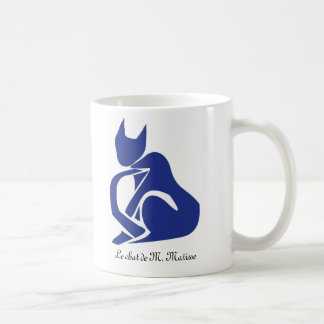 Tasse du chat de Matisse