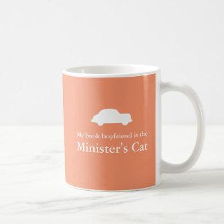 Tasse du chat du ministre
