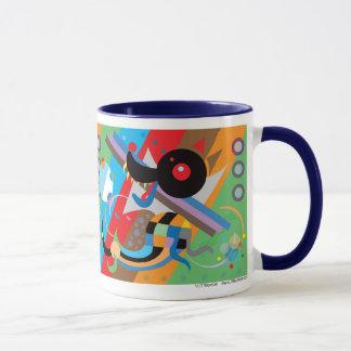 Mugs art moderne