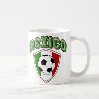 TASSE DU FOOTBALL DU MEXIQUE