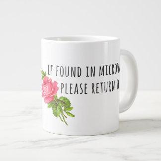 Tasse du jour de mère - florale