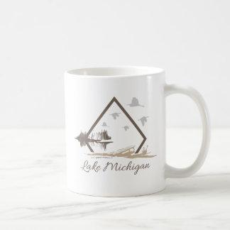 Tasse du lac Michigan
