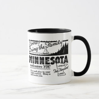 Tasse du Minnesota