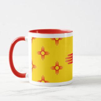 Tasse du Nouveau Mexique Zia Sun