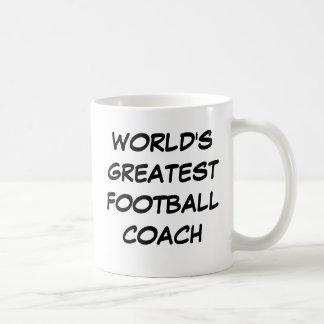 """Tasse du plus grand """"entraîneur de football"""