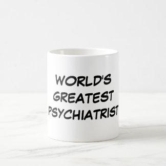 "Tasse du plus grand ""psychiatre du monde"""