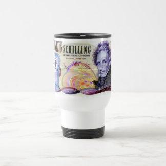 TASSE DU SCHILLING AUTRICHIEN COFFEE/TEA