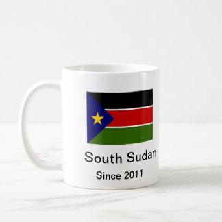 Tasse DU SUD de SUDAN*