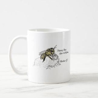 Tasse du travailleur d'abeille de miel de MABA (2)