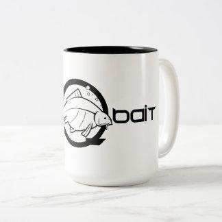 """tasse en céramique d'équipe de la """"carpe Q"""""""