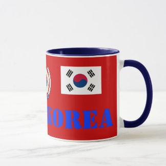 Tasse en céramique du sud de Korea*