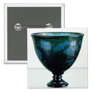 """Tasse en cristal, """"une Telle Nuit de pair"""", 1894 Pin's"""