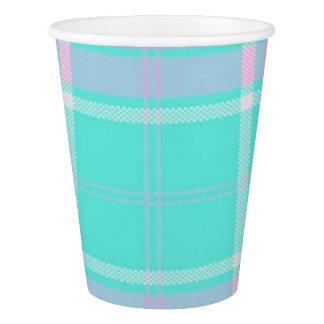 Tasse en plastique gobelets en papier
