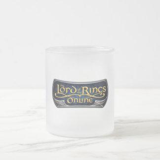 Tasse en verre givré de SEIGNEUR OF THE RINGS