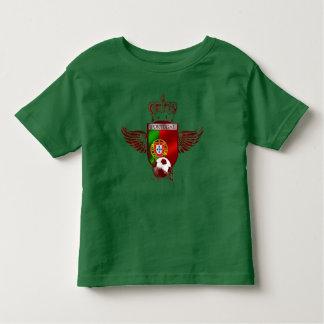 Tasse européenne - euro 2012 d'Europa du Portugal T-shirt