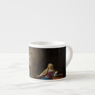 Tasse Expresso Ange et Mary d'annonce