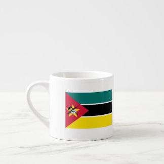 Tasse Expresso Drapeau de la Mozambique
