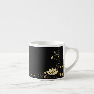 Tasse Expresso Fleur de minuit