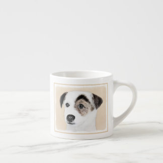 Tasse Expresso Pasteur Jack Russell Terrier