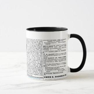 Tasse fiable de presse libre (bouclage)