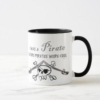 Tasse fraîche de pirate