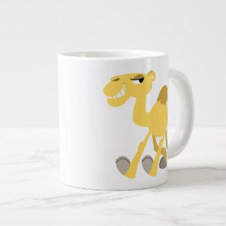 Tasse fraîche et mignonne d'éléphant de chameau de mug jumbo
