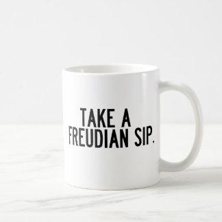 Tasse freudienne de Sip