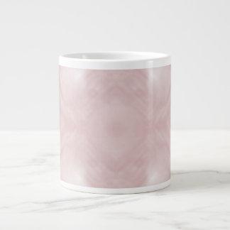 Tasse Géante Abrégé sur nuageux rose