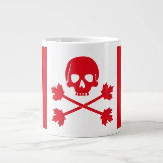 Tasse Géante Drapeau canadien modifié pour des technologies de