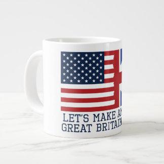 Tasse Géante Faisons encore l'Amérique Grande-Bretagne attaquer