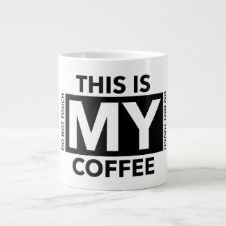 Tasse Géante MON café