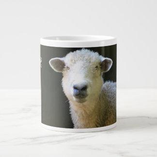 Tasse Géante Moutons paisibles