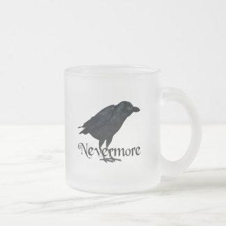 Tasse Givré 3D plus jamais Raven