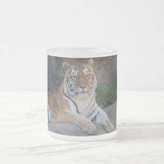 Tasse Givré Amour de tigre