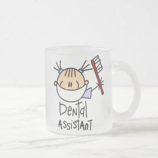 Tasse Givré Assistant dentaire