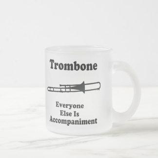 Tasse Givré Cadeau de trombone