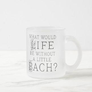 Tasse Givré Cadeau drôle de Bach