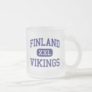 Tasse Givré Collège Columbus Ohio de la Finlande Vikings