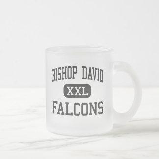 Tasse Givré Évêque David - Falcons - haut - Louisville