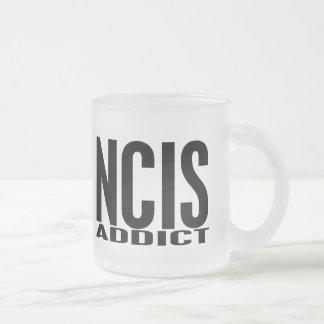 Tasse Givré Intoxiqué de NCIS