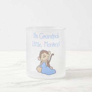 Tasse Givré Le petit singe du grand-papa - T-shirts et cadeaux