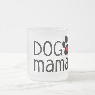 Tasse Givré maman de chien