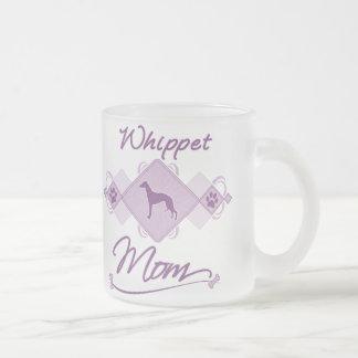 Tasse Givré Maman de whippet