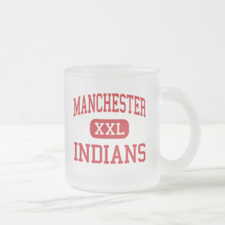 Tasse Givré Manchester - Indiens - haut - Manchester